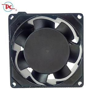 Cooling fan speed and its influencing factors