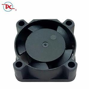 25 mm kleine DC borstelloze ventilator