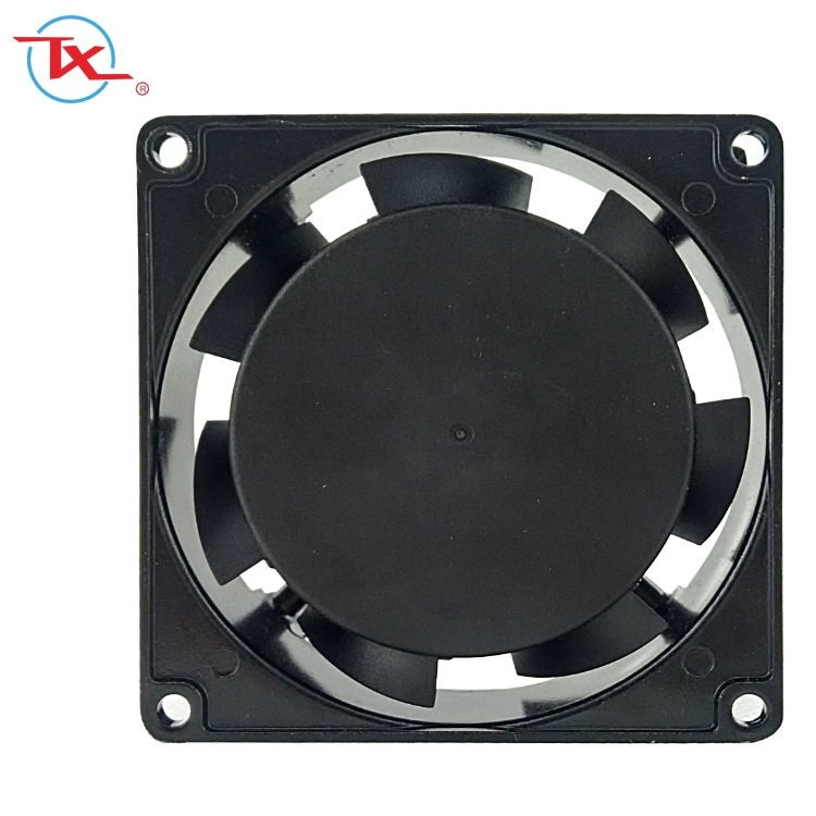 80mm Mini AC Cooling Fan For Medical Equipment