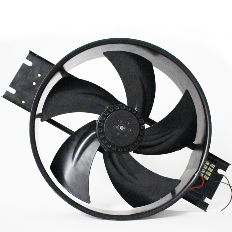 250mm Ball Bearing External Rotor Fan