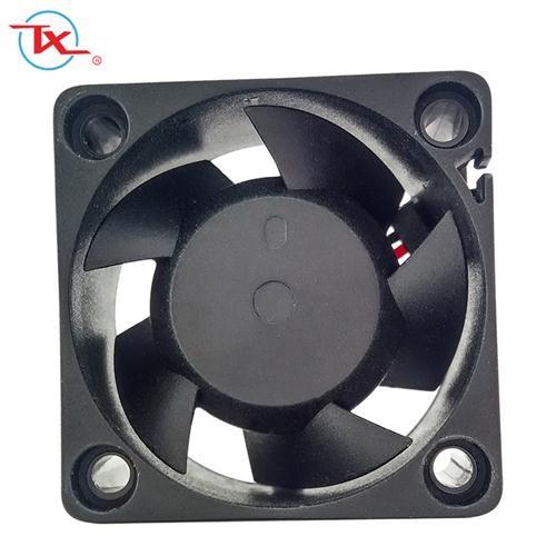 Ventilador sin escobillas Mini Dc de alta velocidad de 40 mm