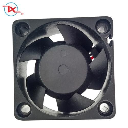 40 mm High Speed Mini DC borstelloze ventilator