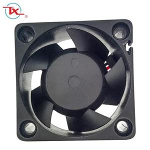 40 mm High Speed Mini DC borstelloze ventilator