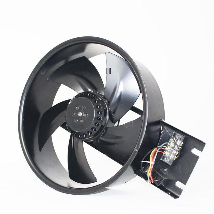 400mm High Speed Ac External Rotor Fan