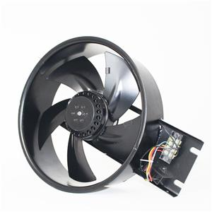 400mm High Speed Ac External Rotor Fan