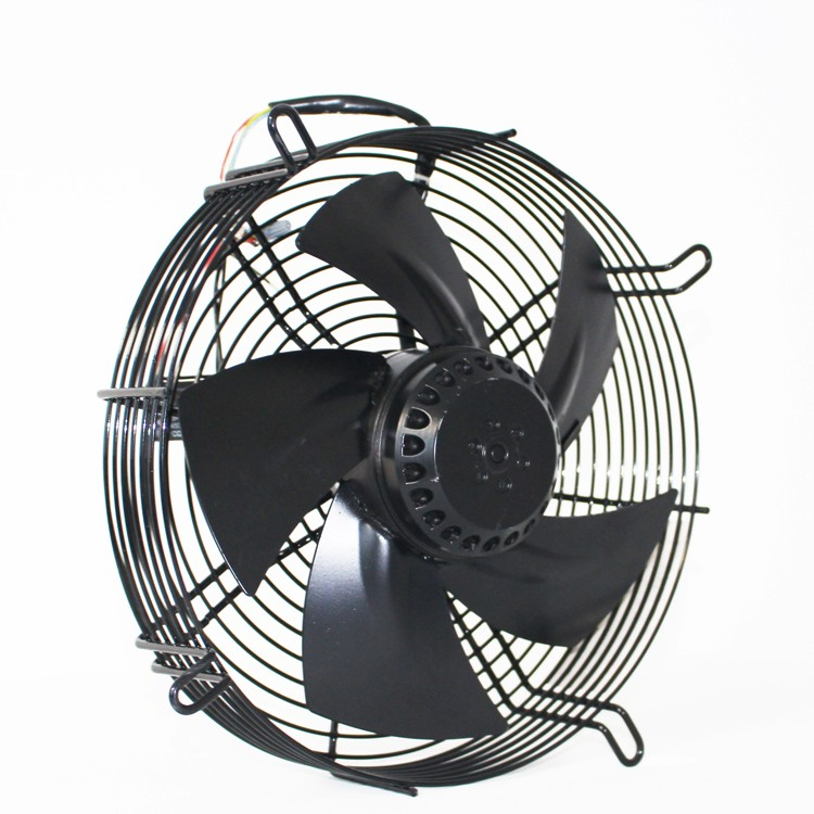 8inch High Speed Ac External Rotor Fan