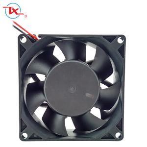 60 mm geluidsarme Mini DC borstelloze ventilator