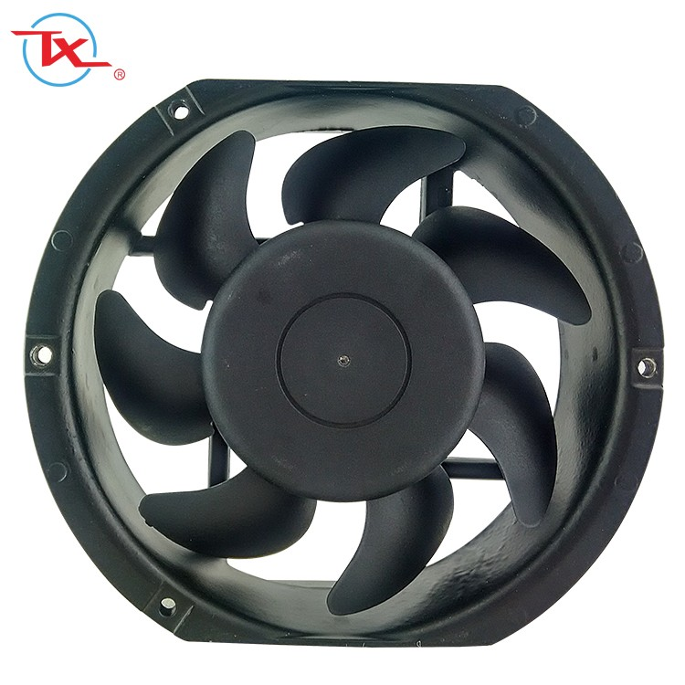 170mm Industrial Equipment Dc Brushless Fan