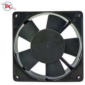 120mm Sleeve Bearing AC Cooling Fan For Egg Incubator