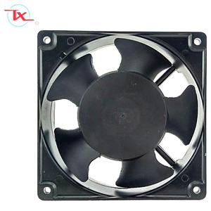 120mm 4 Inch Ball Bearing AC Oven Cooling Fan