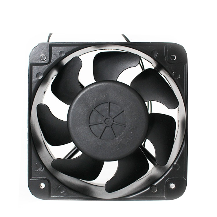 150mm Low Noise AC Cooling Fan For Distribution Cabinet