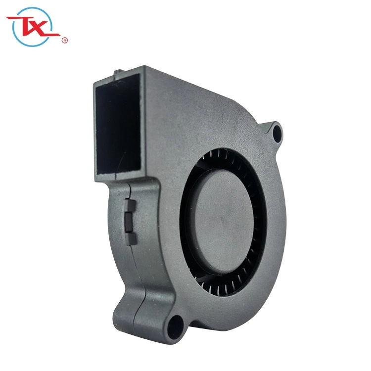 Soplador de CC de alto flujo de aire de 50 mm