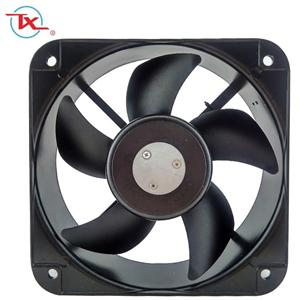 200mm 5 Blades AC Machinery Cooling Fan