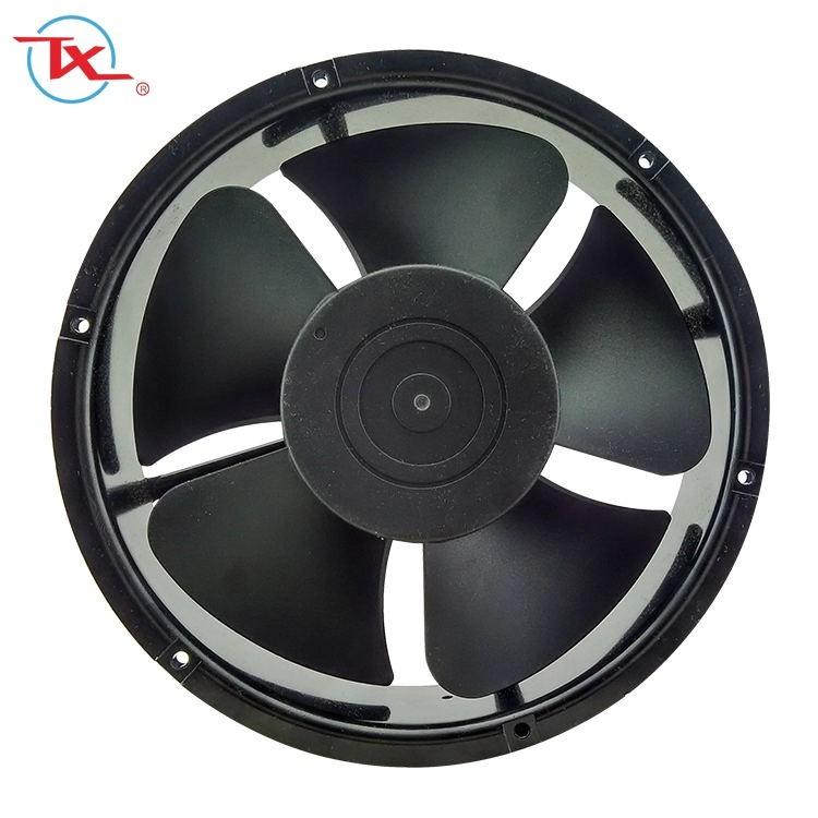 Ventilador de enfriamiento de CA de 220 mm