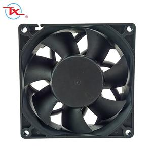 90mm electromagnetic oven Dc brushless fan