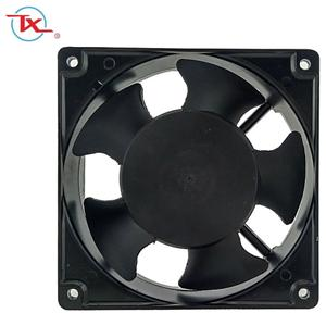 120mm 4 Inch Sleeve Bearing EC Cooling Fan