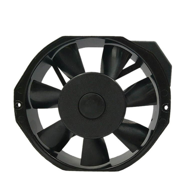 145FZY exhaust system AC cooling fan