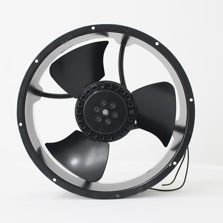 Ventilador de CA de 254 mm, 10 pulgadas y 3 palas