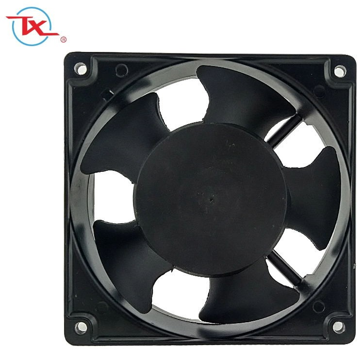 120mm Double Ball Bearing Exhaust EC Cooling Fan