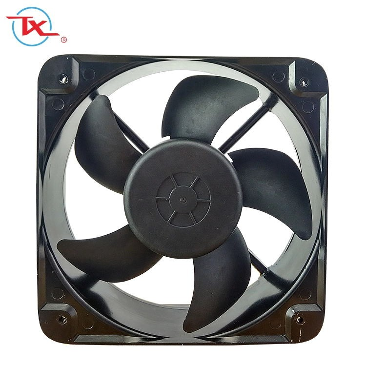 200mm 8 Inch 5 Blades EC Cooling Fan