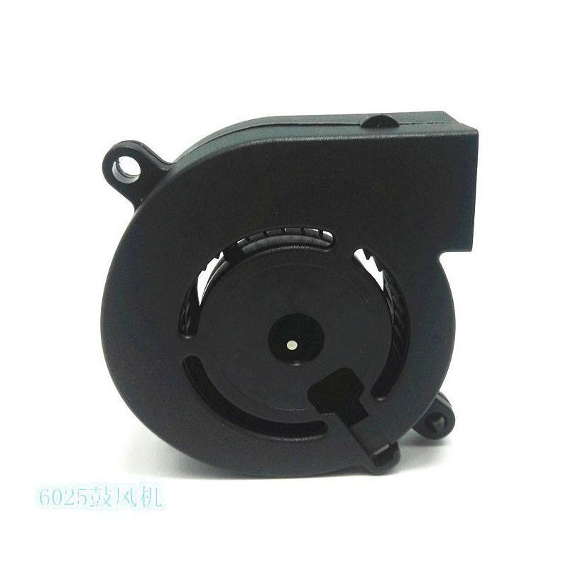 Soplador de 60 mm con rodamiento de bolas Mini Dc