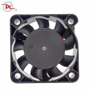 40 mm geluidsarme kleine DC borstelloze ventilator
