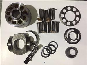 Kayaba PSV2-55T Hydraulic Pump Spare Parts With Pump Pushrod / Shaft Seal