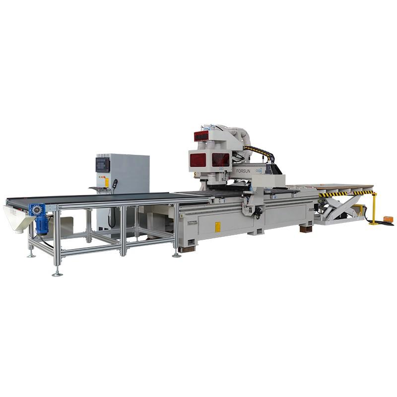 custom 5 axis machining center, quality wood cnc, wood cnc machine factory