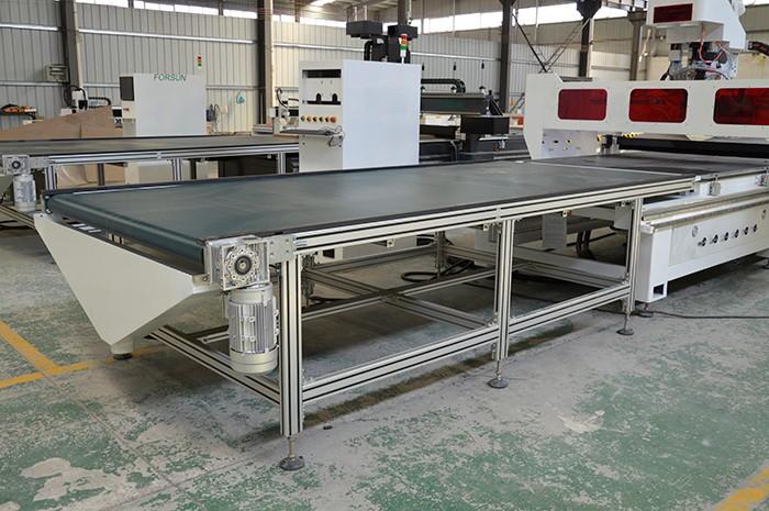 custom 5 axis machining center