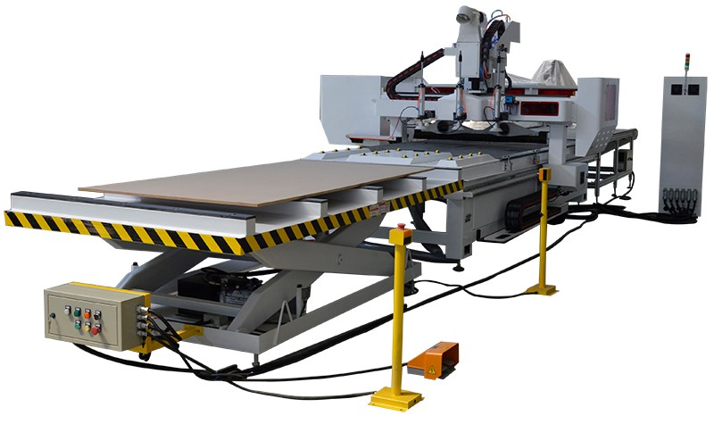 Supply Nesting CNC Router With Auto-Labeling, Nesting CNC Router With Auto-Labeling Manufacturers, Nesting CNC Router With Auto-Labeling Factory, Nesting CNC Router With Auto-Labeling Quotes