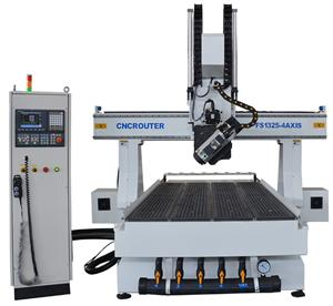4 Axis CNC Router 4*8