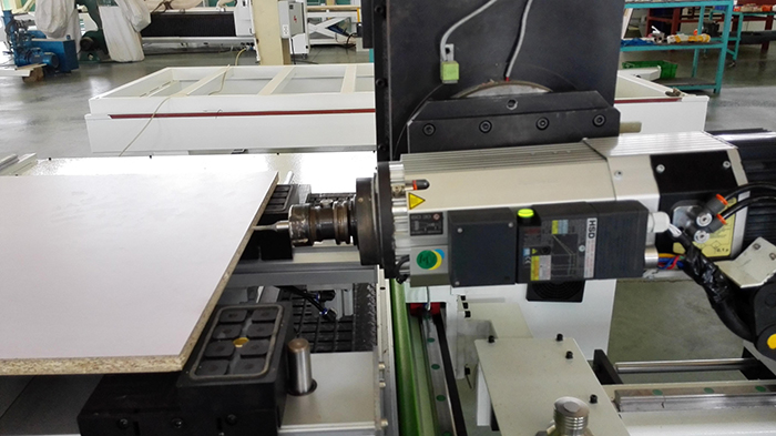 custom cnc machine for mould making