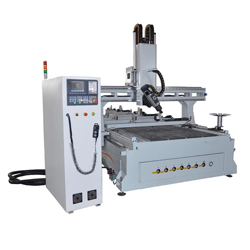 4 Axis CNC Router Machine 5*10