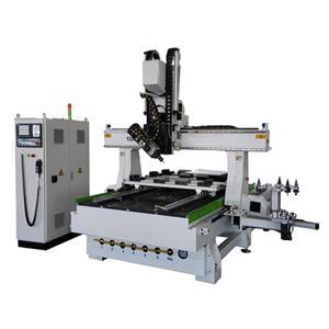 4 Axis ATC CNC Machine Center