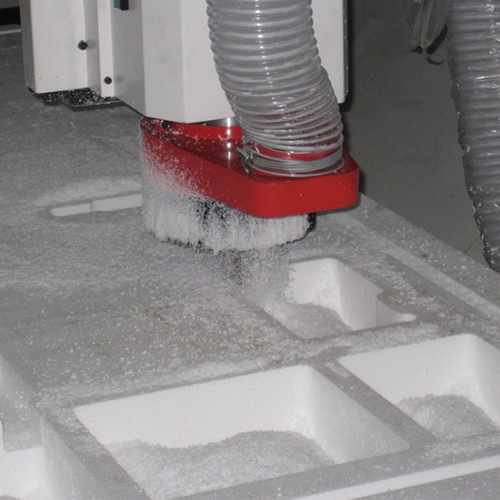 EPS Foam Mold CNC Router