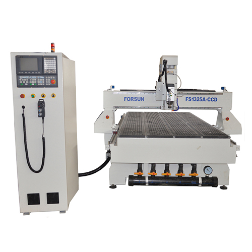 CNC Router With High Resolution CCD Camera