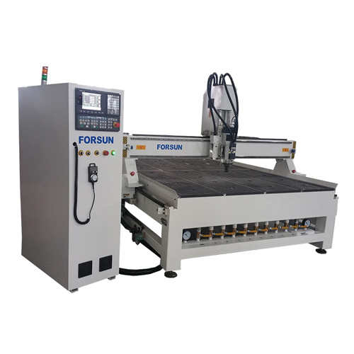 ATC CNC Router With CCD Camera For Precisely Cutting