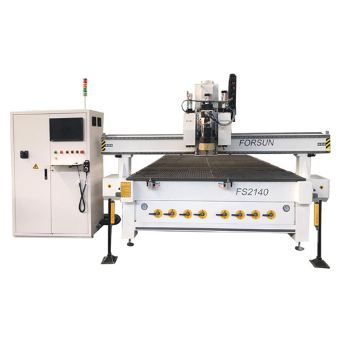 CNC Router With Creasing Tool For Corrugated