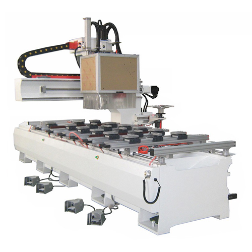PTP CNC Working Center Cnc Router For Solid Wood