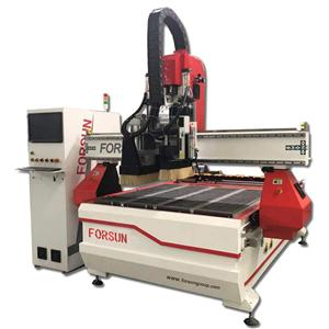 Linear ATC CNC Router For Furniture Making