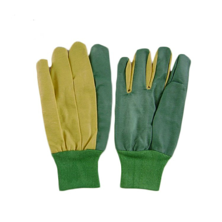Widely Used Durable Full PVC Impregnated Working Glove