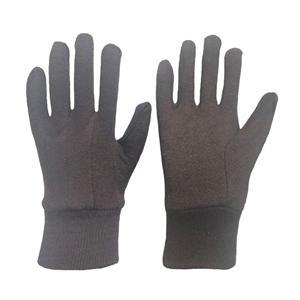 Brown Jersey Glove