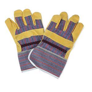 PVC gele handschoenen