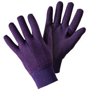Jersey Mini Grip Lavender Gloves