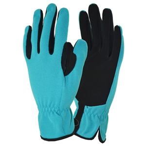 Net Blue Gloves