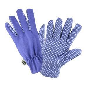 Floral Safety Cuff Garden Gloves