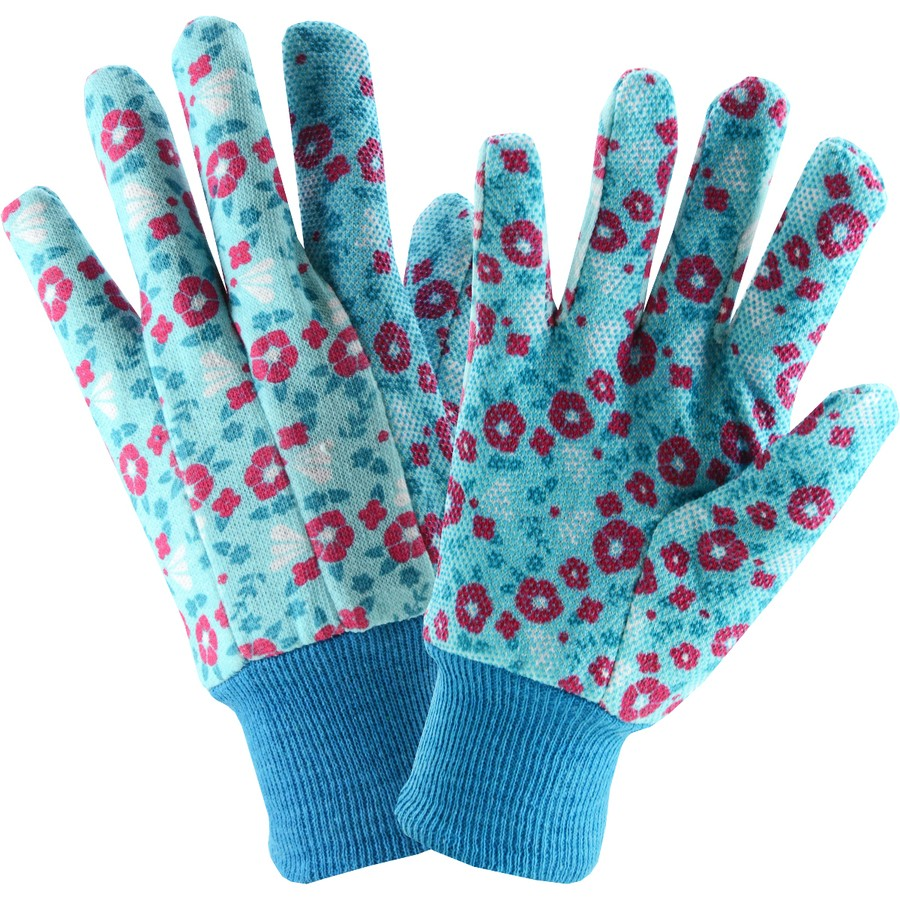 PVC Dots On Forefinger Glove
