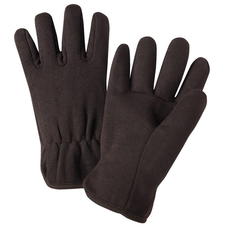 3-laags bruine handschoen