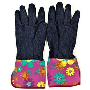 Denim Garden Gloves