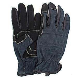 Ottoman Black Gloves